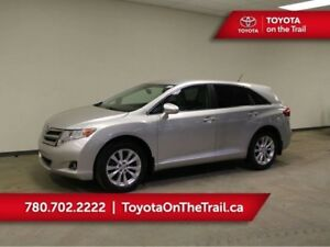 2014 Toyota Venza AWD LE; LOW KM, ALLOY RIMS, A/C