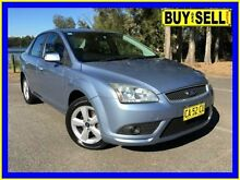 2008 Ford Focus LT 08 Upgrade LX Silver 4 Speed Automatic Sedan Lansvale Liverpool Area Preview