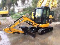 2013 JCB 8030 ZTS Mini-digger Excavator - £19,750 + VAT