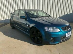 2012 Holden Commodore VE II MY12.5 SS Z Series Green 6 Speed Sports Automatic Sedan