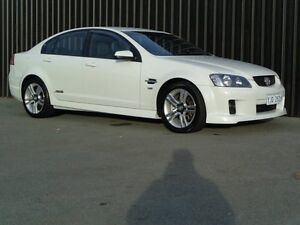 2008 Holden Commodore VE MY09.5 SS White 6 Speed Automatic Sedan Chifley Woden Valley Preview