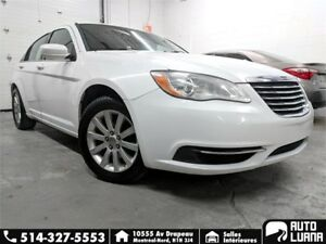 2012 Chrysler 200 LX MAGS/BLUETOOTH/SIEGESCHAUF/CRUISE/PROPRE!