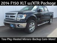 2014 Ford F-150 XLT ~ Low Kms ~ Low Price ~ Low B/W Payments!