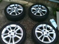 *Wanted* 1 or 2 Vauxhall Corsa D SXI Alloy wheels