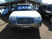 2007 Subaru Forester 79V MY07 X AWD Luxury Silver 5 Speed Manual Wagon Mount Druitt Blacktown Area Preview