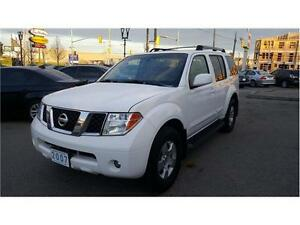 2007 Nissan Pathfinder | LEATHER | FLAWLESS |