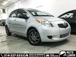 2007 Toyota Yaris LE AUTOM./AC/175000KM/CONDITION IMPECCABLE!