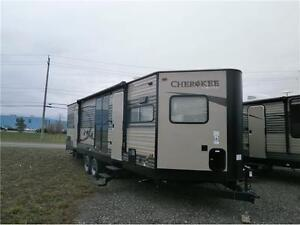 2017 FOREST RIVER CHEROKEE LIMITED 274 VFK!FRONT KITCHEN!$27495!