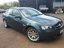 2010 Holden Commodore VE International Grey 6 Speed Automatic Sedan Winnellie Darwin City Preview