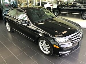 2014 Mercedes-Benz C-Class C300, One Owner, Blind Spot Monitor