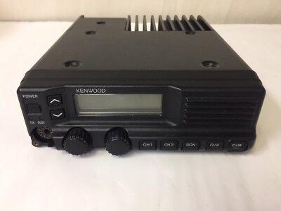 Kenwood Tk-790 Vhf 45w 160 Channels Freq 148-174 Dash Mount Mobile Radio
