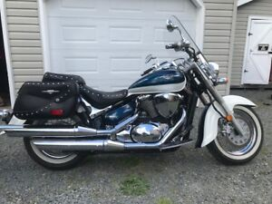 MUST BE SEEN BEAUTIFUL '10 SUZUKI BOULEVARD 800 C50T