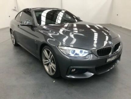 2015 BMW 420I F32 M SPORT Grey Steptronic Coupe Fyshwick South Canberra Preview