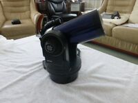 Computer controlled Meade ETX 90 EC telescope with accessories