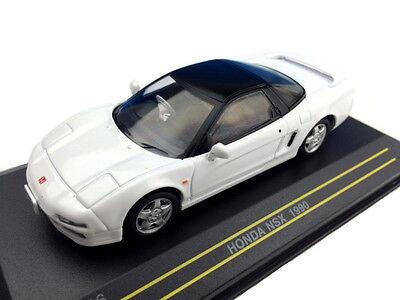 First43 1/43 HONDA NSX 1990 White F43-016 Best Buy Gift from Japan F/S
