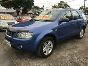 2004 Ford Territory SX TS (RWD) Blue 4 Speed Auto Seq Sportshift Wagon Newtown Geelong City Preview