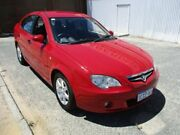 2008 Proton Persona Red 5 Speed Manual Sedan West Perth Perth City Area Preview