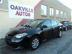 2014 Toyota Corolla LE-CVT-BACKUP CAMERA-BLUETOOTH-HEATED STEATS