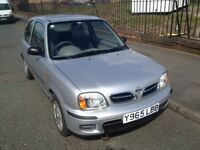 Nissan Micra s 1L only 45000 miles very cheap to insure and run nice clean condition great first car