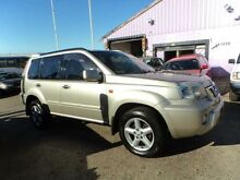 2002 Nissan X-Trail T30 TI (4x4) Gold 4 Speed Automatic Wagon North St Marys Penrith Area Preview