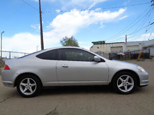 2004 Acura RSX PREMIUM SPORT-AUTO-LEATHER-SUNROOF-GREAT SHAPE