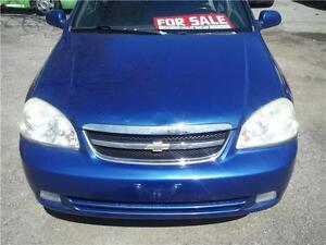 2004 CHEVY OPTRA!  selling as is