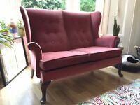 Antique two seater sofa...