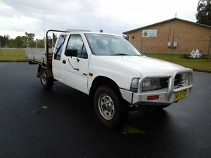 1995 Holden Rodeo TF DLX Space Cab White 5 Speed Manual Utility Ballina Ballina Area Preview