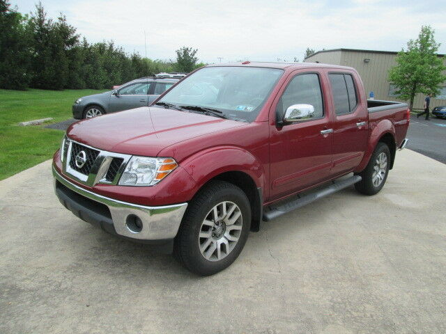 Image 1 of Nissan: Frontier SL…