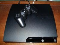 PS3 SLIM 120GB+4.81 REX