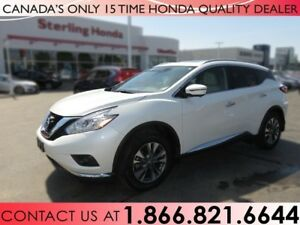 2017 Nissan Murano SL | ALL WEATHER MATS | LOW KM'S | 1 OWNER |