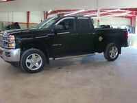 2015 Chevrolet Silverado 2500HD LT Leather Loaded Pst Pd Save Gr