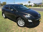 2011 Mazda CX-7 ER MY10 Classic (FWD) Black 5 Speed Auto Activematic Wagon Horsley Wollongong Area Preview