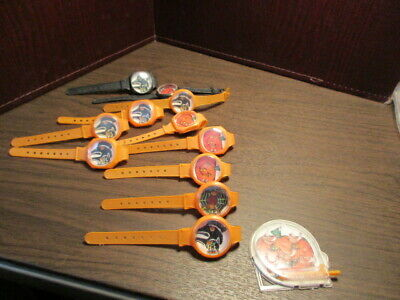VINTAGE HALLOWEEN Party Favors - Games - Wristband Game - Black Cats - Pumpkins](Pumpkins Halloween Game)