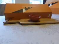 Jamie Oliver Party platter and bowl set.