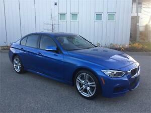 2013 BMW 335XI M PACKAGE 55KM NAVIGATION