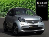 smart fortwo coupe PRIME PREMIUM (silver) 2017-06-30