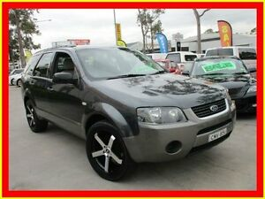 2007 Ford Territory SY TX Grey 4 Speed Automatic Wagon North Parramatta Parramatta Area Preview