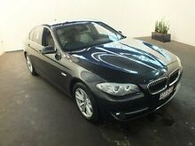 2013 BMW 520I F10 MY12 F10 MY0911 STEPTRONIC Dark Graphite Metallic 8 Speed Automatic Sedan Clemton Park Canterbury Area Preview