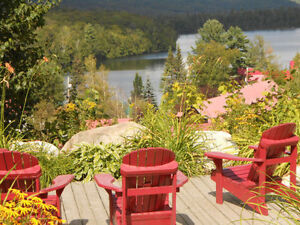 1 Week @ Geo Holiday Heights at Lac Morency, Quebec (sleeps 4)