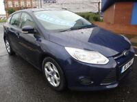 11 FORD FOCUS TDCI EDGE 5 DOOR DIESEL £20 A YEAR ROAD TAX