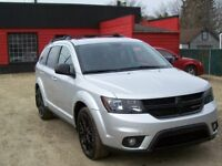 2014 Dodge Journey SXT/LOW KMS/7PASS/AUTO/DVD/GET APPROVED
