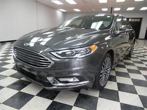 2017 Ford Fusion SE AWD - LOW KMS**REMOTE START**HEATED SEATS Kingston Kingston Area image 4