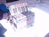 stunning vintage alvari accordian