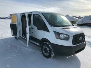 2015 Ford Transit T-150 LOW ROOF UPFITTED EXTENDED Cargo Van