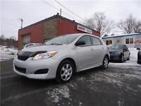 2010 Toyota Matrix, ONLY 81KM, MINT, 1 OWNER