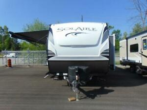 2019 Palomino Solaire Ultra-lite 240BHS