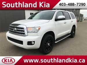 2011 Toyota Sequoia Limited 4x4 **LEATHER-NAV-SUNROOF!!**