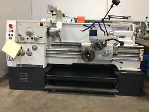 New 14x40 metal lathe