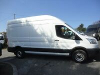 2014 Ford Transit 6 Gears
